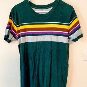 Multi-Color Old School Urban Outfitters Tee